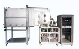 高真空单室热蒸发系统