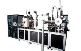 多室磁控溅射与离子束联合系统