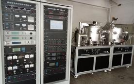 550高真空双室磁控溅射与离子束结合系统