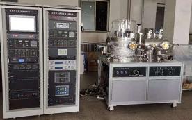 双室梨型磁控溅射系统